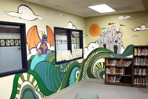 文化墙彩绘公司,文化墙墙体彩绘,装饰墙彩绘公司