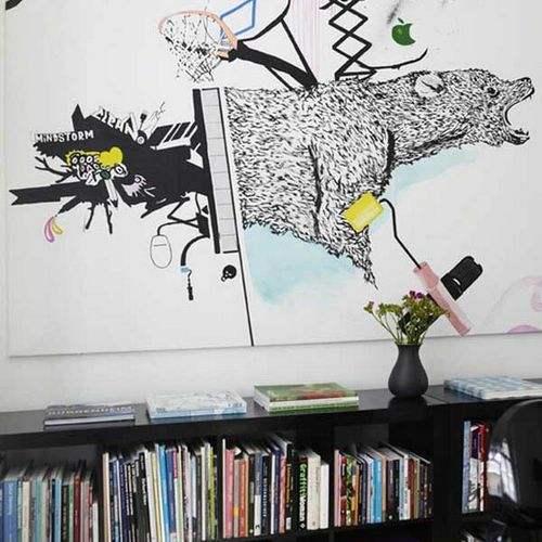 手绘壁画价格多少钱一平方米