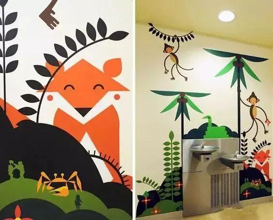 墙体彩绘对于墙体是有具体的要求以及注意项